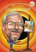 Who Was Chuck Jones?