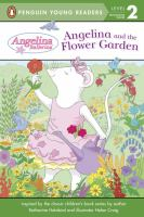 Angelina and the Flower Garden