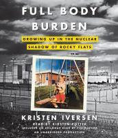 Full Body Burden