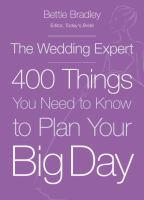 The Wedding Expert