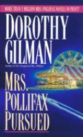 Mrs. Pollifax Pursued