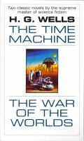 The Time Machine,  And ; The War Of The Worlds