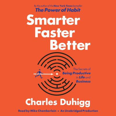 Cover image for Smarter Faster Better