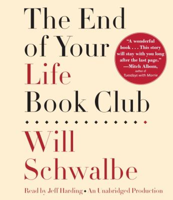 Cover image for The End of your Life Book Club