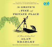 GRAVE'S A FINE AND PRIVATE PLACE [BOOK ON COMPACT DISC]
