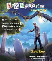 A to Z Mysteries, Books W to Z