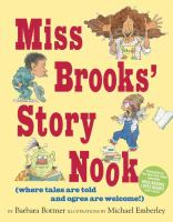 Miss Brooks' Story Nook