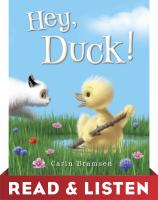Hey, Duck! Read & Listen Edition