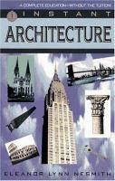 Instant Architecture