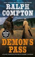 Ralph Compton Demon's Pass