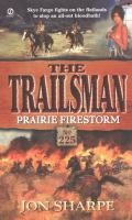 Prairie Firestorm