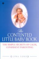 The Contented Little Baby Book