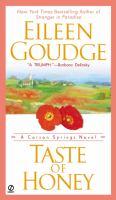 Taste Of Honey : A Carson Springs Novel