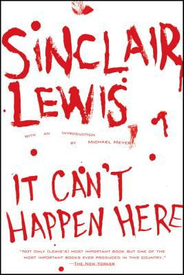Cover image for It Can't Happen Here