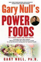 Gary Null's Power Foods
