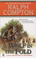 Ralph Compton : A Wolf in the Fold