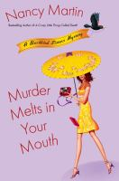 Murder Melts in your Mouth
