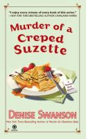 Murder Of A Creped Suzette
