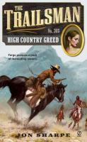 Trailsman : High Country Greed