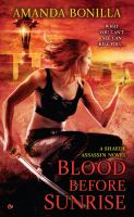 Blood Before Sunrise