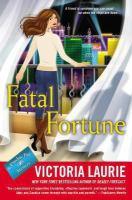 Fatal fortune : a psychic eye mystery