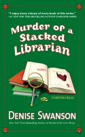 Murder of A Stacked Librarian