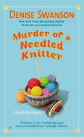 Murder of A Needled Knitter