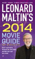 Leonard Maltin's Movie Guide, 2014