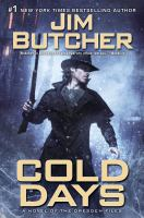 Cold days : a novel of the Dresden files
