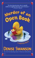 Murder Of An Open Book