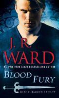 Blood Fury Black Dagger Legacy.