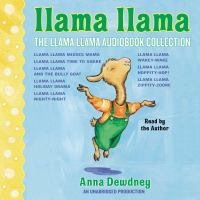 The Llama Llama Audiobook Collection