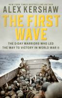 The First Wave