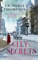 Cover of City of Secrets