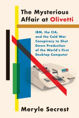The Mysterious Affair at Olivetti(book-cover)