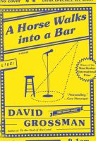 A Horse Walks Into A Bar