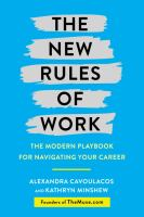 Image: The New Rules of Work