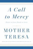 A Call to Mercy