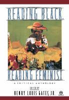 Reading Black, Reading Feminist