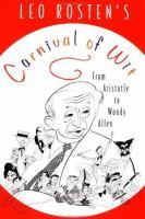 Leo Rosten's Carnival of Wit