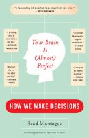 Your Brain Is Perfect