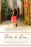 Dolci Di Love, Or, The Sweetheart Cantucci