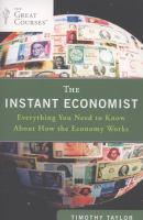 The Instant Economist