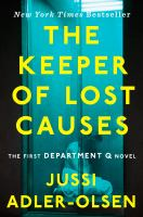 Book Club Kit : The Keeper of Lost Causes : A Department Q Novel