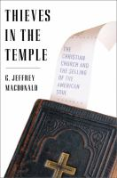 Thieves in the Temple