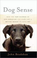 Image: Dog Sense