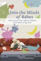 Into the Minds of Babes