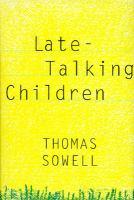Late-talking Children