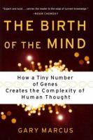 Birth of the Mind