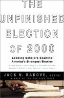 The Unfinished Election of 2000